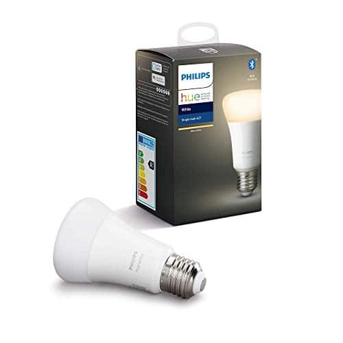 Philips Hue : Ampoule connectée LED E27 1